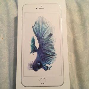 iphone 6s plus box(no phone)